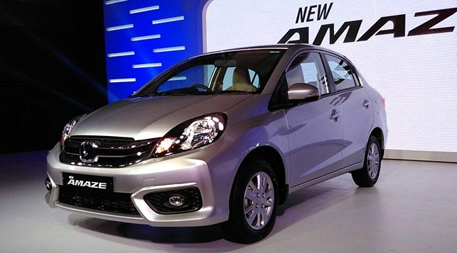 New production by the Honda for The New Gen Amaze starts of in India