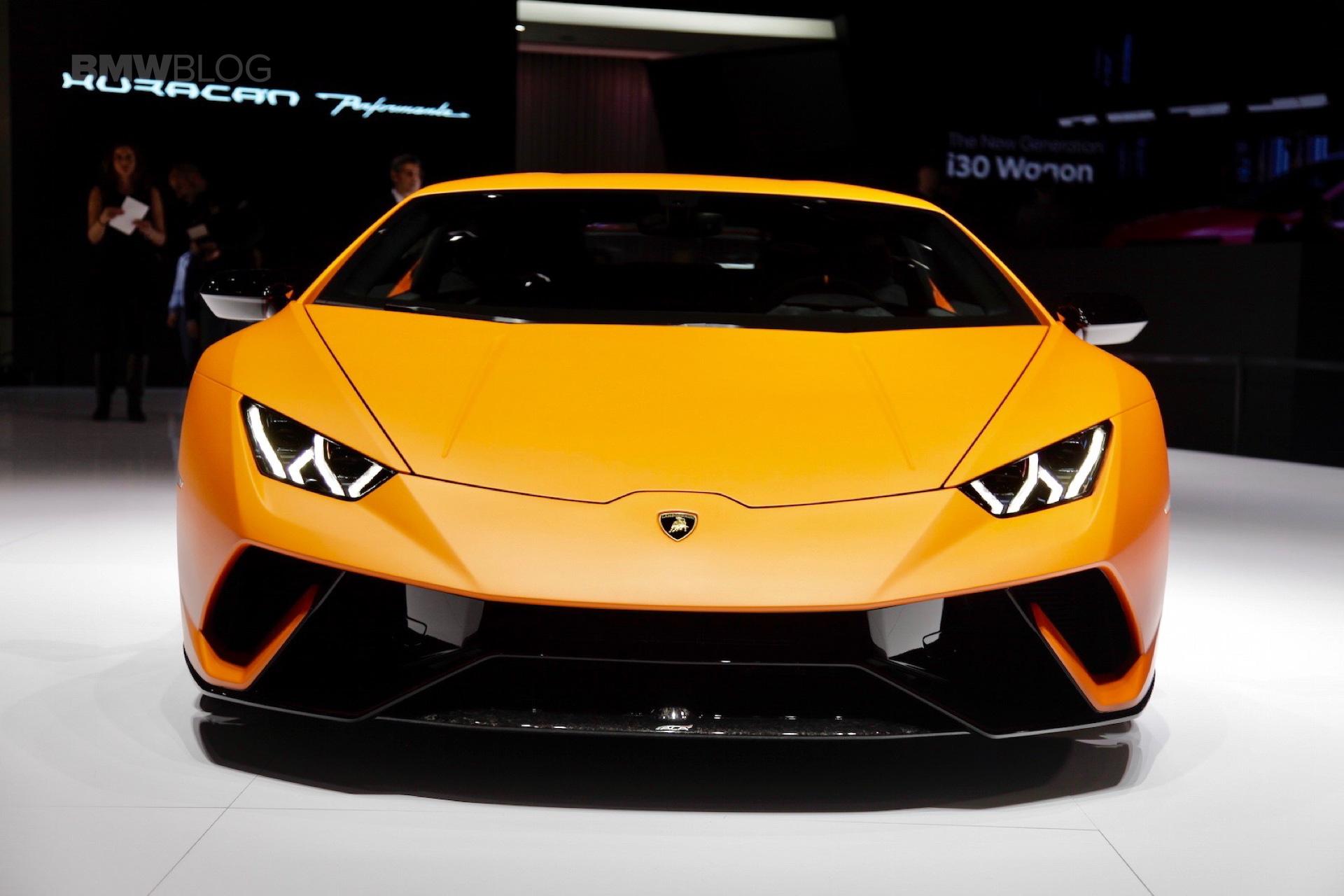 Ibb Blog Lamborghini Huracan Performante And Urus Suv