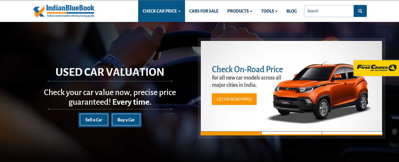 IBB Blog : Rely on IBB Used Car Valuation Guide