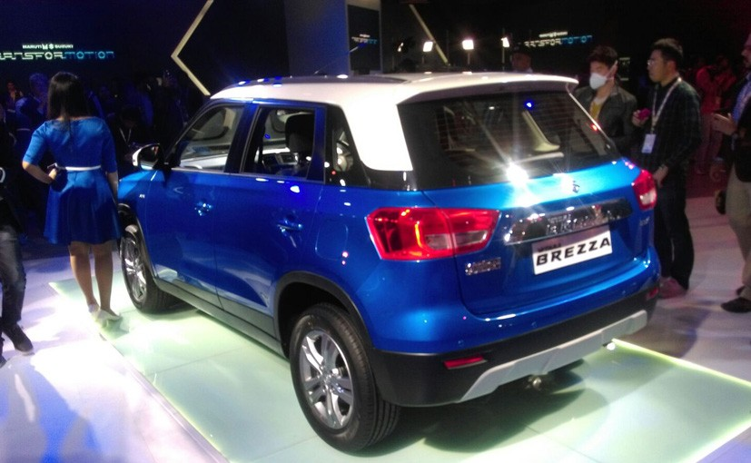 Ibb Blog Maruti Suzuki Vitara Brezza Crosses 200 000 Units In Sales