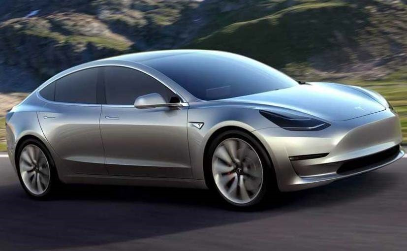Tesla aims to roll out 6000 Model 3 cars per week