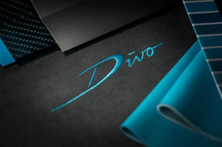 Bugatti Divo to be a downforce-honed Chiron variant