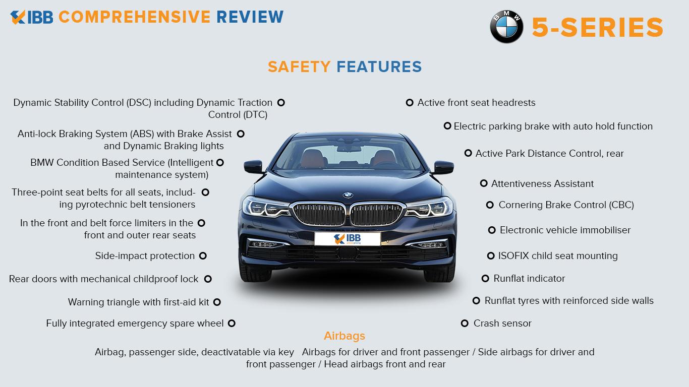 BMW Safety Systems - Autonomic Vehicles